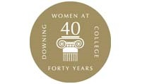 40 years of Women round logo