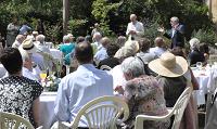 1749 Society Garden Party, 2015