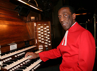 Carl Jackson and organ
