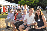 Graduands Reception 2015