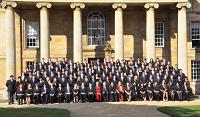 Undergraduate matriculation 2014
