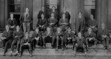 1914 matriculants