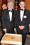 Presentation of table made by Mark Stoneham to Barry Everitt 28September 2013
