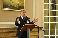 The Master launches Catalysis, 9 November 2009