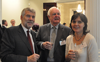 London Alumni Reception, October 2011