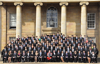 Matriculation, 4 October 2011