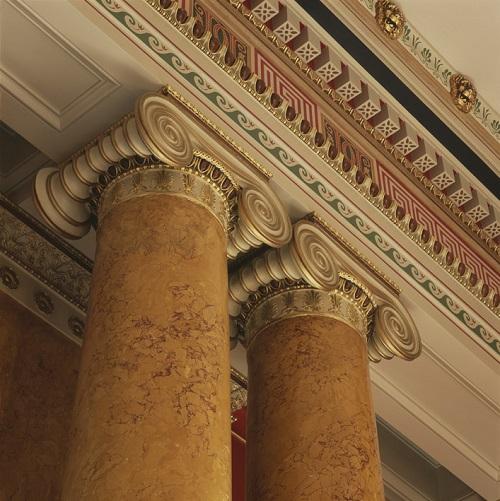 Hall restoration